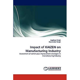 Impact of KAIZEN on Manufacturing Industry by Singh & Jagdeep