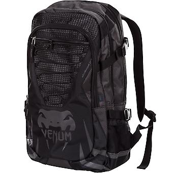 Venum Unisex Challenger Pro 22.5L All Purpose Backpack - Black/Gray