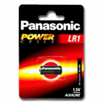 Panasonic Alkaline Batterie Lr1 1.5V