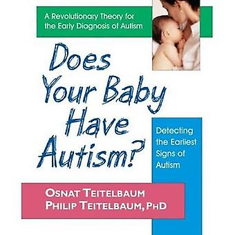 Does Your Baby Have Autism - Detecting the Earliest Signs of Autism by