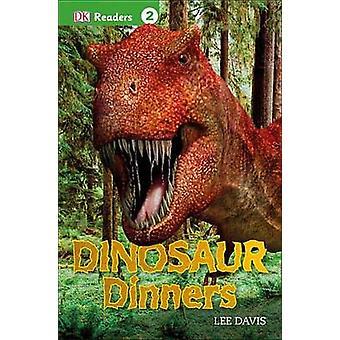 Dinosaur Dinners by Lee Davis - 9781465434920 Book