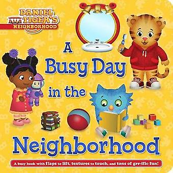 A Busy Day in the Neighborhood by Cala Spinner - Jason Fruchter - 978