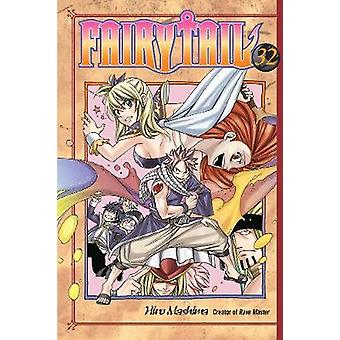 Fairy Tail 32 by Hiro Mashima - 9781612624099 Book