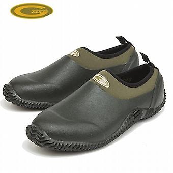 Grub's Woodline 5.0 Gardening Shoes in Moss Green