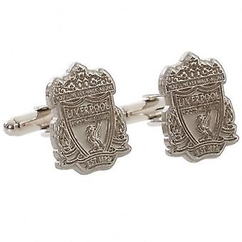 Liverpool Nickel Plated Cufflinks CR