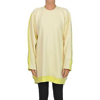 Céline Beige Cotton Sweatshirt