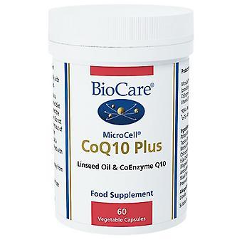 BioCare MicroCell CoQ-10 Plus Linseed Vegicaps 60 (52960)