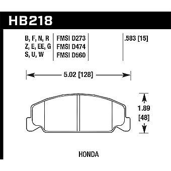 Hawk Performance HB218B.583 HPS 5.0