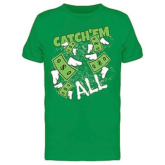 Catch Them All Tee Men's -Image by Shutterstock
