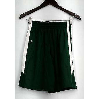 Holloway Shorts Performance Gym Style w/ Pockets Green Womens