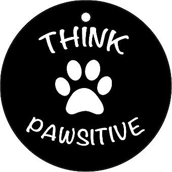 Think Pawsitive Car Air Freshener