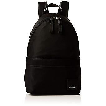 Calvin Klein Fluid Backpack - Zaini Donna Nero (Black) 18x40x30 cm (B x H T)