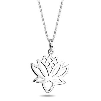 Elli - Chain with women's pendant - silver sterling 925 - 450 mm