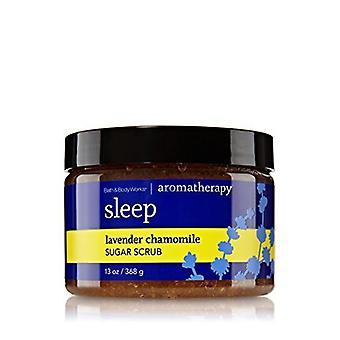 Bath & Body Works Aromatherapy Sleep Lavender Chamomile Sugar Scrub 13 fl oz / 368 g