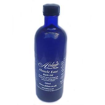 Muskel lätthet badolja från Abluo 200ml