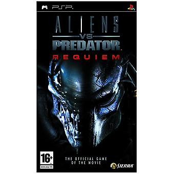 Alien vs Predator (PSP) - Usine scellée