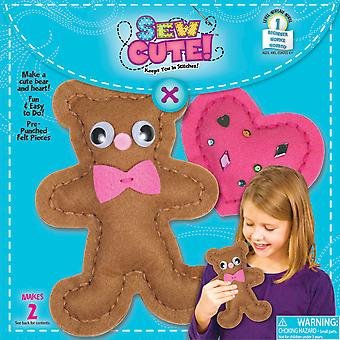 Sew Cute Sew A Bear- 12002A