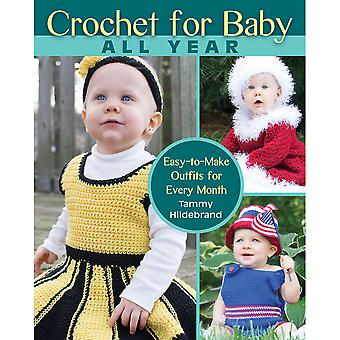 Stackpole Books Crochet For Baby All Year Stb 13245