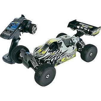 Carson Modellsport X8NB SpecterV25 1:8 RC model car Nitro Buggy 4WD RtR 2,4 GHz