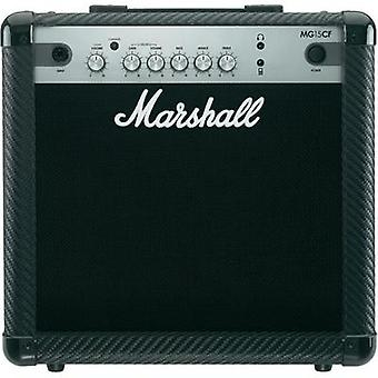 Electric guitar amplifier Marshall MG15 CF Black
