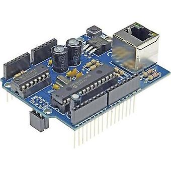 Velleman Shield KA04 Ethernet Compatible with: Arduino UNO