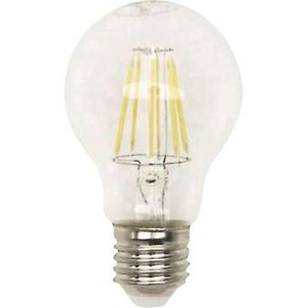 LED E27 Arbitrary 7.5 W = 55 W Warm white (Ø x L) 60 mm x 102 mm EEC: A+ LightMe Filament 1 pc(s)
