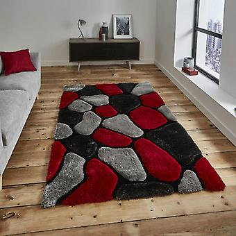 Rugs -Noble House - 5858 Grey Red