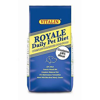 Vitalin Royale med 18% kød & mysli 2,5 kg (pakke med 4)