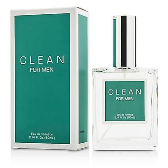 Clean Men Eau De Toilette Spray 60ml/2.14oz