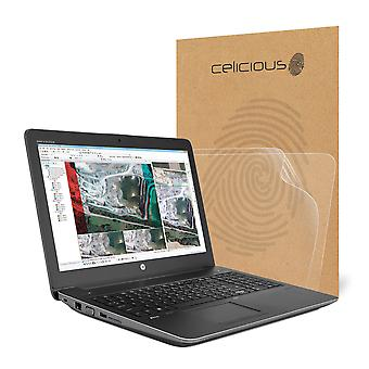Celicious Matte HP ZBook 15 G3 Anti-Glare Screen Protector [Pack of 2]