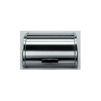 Brabantia Roll Top mittlere Brottopf in Matt Steel