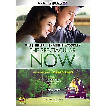 Spectacular Now [DVD] USA import