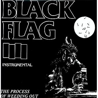 Black Flag - Process of Weeding Out [Vinyl] USA import