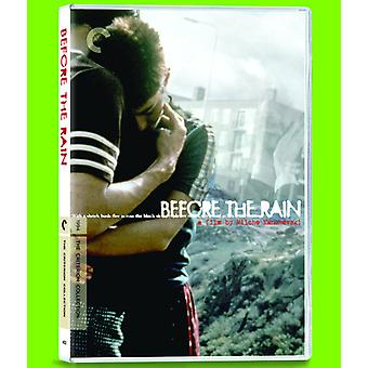 Innan regnet [DVD] USA import