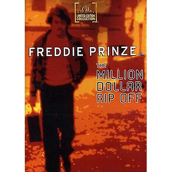Miljoner Dollar Rip Off (1976) [DVD] USA import