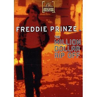 Million Dollar Rip Off (1976) [DVD] Stati Uniti importare