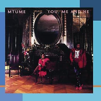 Mtume - Sie mich & He [CD] USA importieren