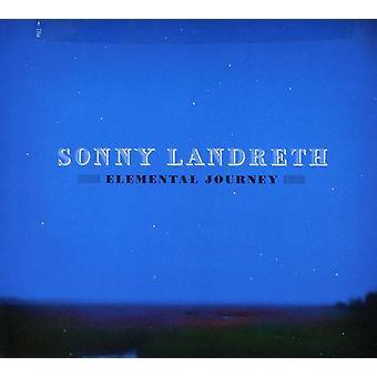 Sonny Landreth - elementært rejse [CD] USA importerer