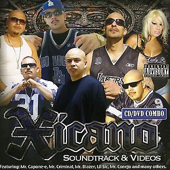 Hi Power Presents - Xicano Rap Soundtrack & Videos [CD] USA import