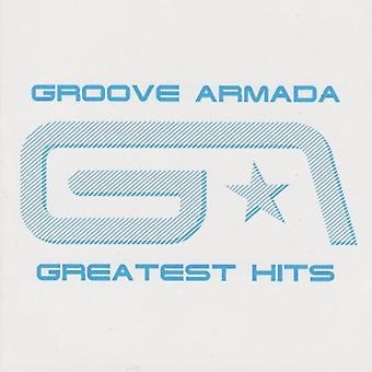 Groove Armada - Greatest Hits-2007 Edition [CD] USA import