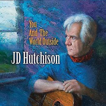 JD Hutchison - du & verden udenfor [CD] USA Importer