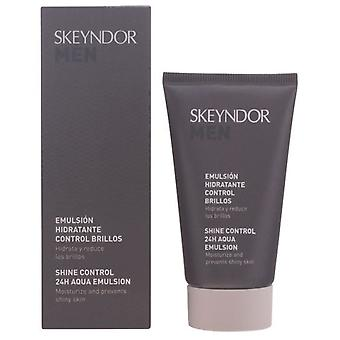 Skeyndor Men Shine Control Aqua 24H Emulsion 50 Ml