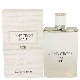 Jimmy Choo Jimmy Choo Ice Eau De Toilette Spray 100ml/3.4 oz