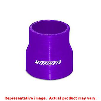 Mishimoto Silicone Couplers MMCP-25275PR Purple 2.5in to 2.75in Fits:UNIVERSAL