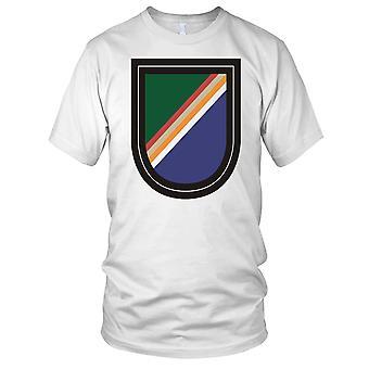 US Army 75 Ranger Regiment Regimental Flash Clean Effect Kids T Shirt