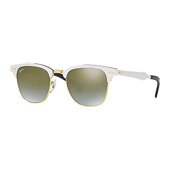 Sunglasses Ray - Ban Clubmaster aluminum Medium RB3507 137/9J 49
