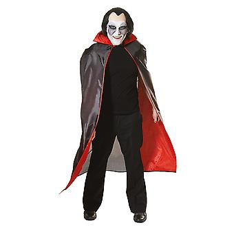 Dracula Cape. Red Lined