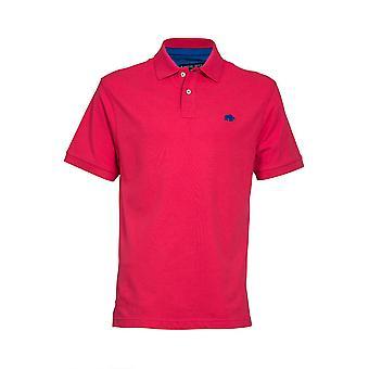 Signature Polo Shirt - Vivid Pink