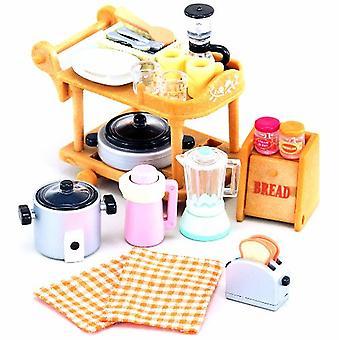 Sylvanian Families - Set di pentole di cucina