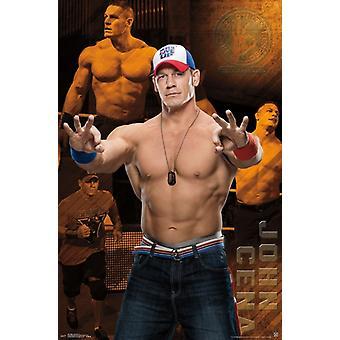 WWE - John Cena 16 Poster Print